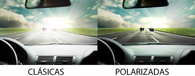 Ventajas de las gafas de sol polarizadas